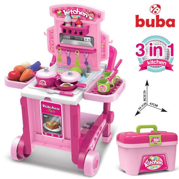 Buba Детска кухня 3в1 Little Chef 008-927