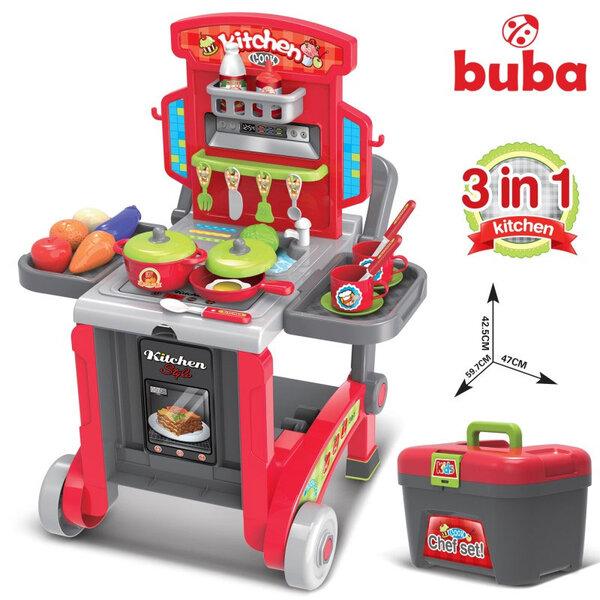 Buba Детска кухня 3в1 Little Chef 008-930