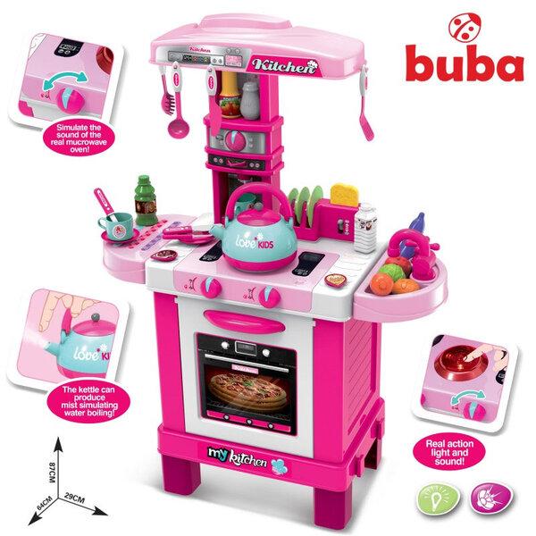 Buba Детска индукционна кухня с чайник 008-939