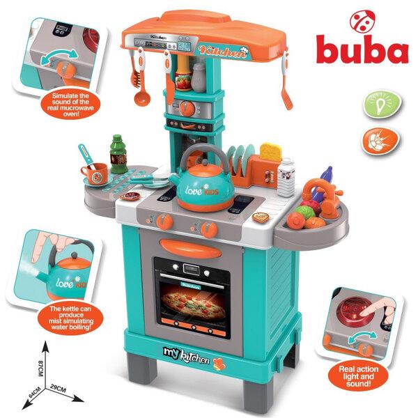 Buba Детска индукционна кухня с чайник 008-939a