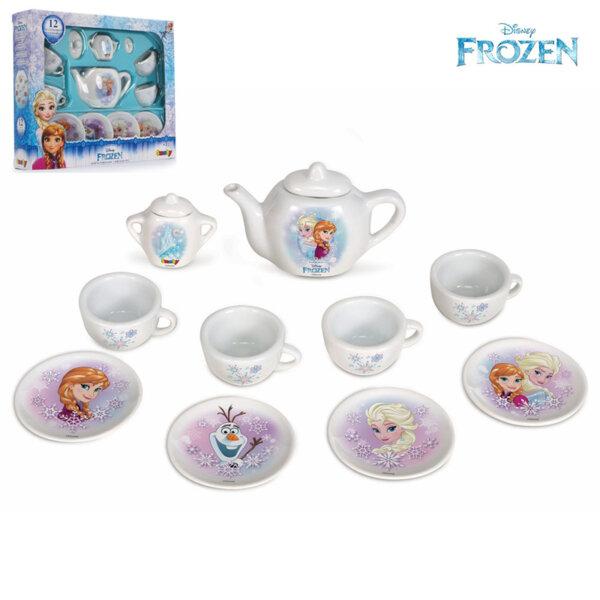 Smoby Frozen Порцеланов сервиз за чай Замръзналото кралство 310571