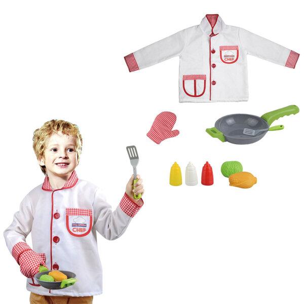 Детски комплект Малкия готвач 57414