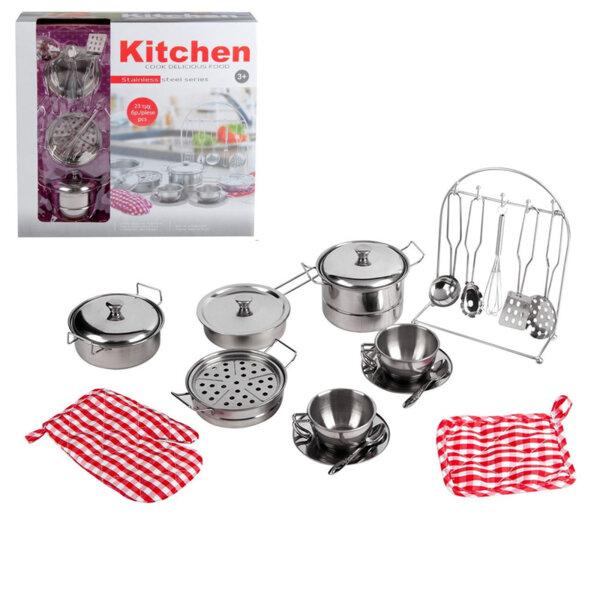 Kitchen Детски комплект за кухня 82212