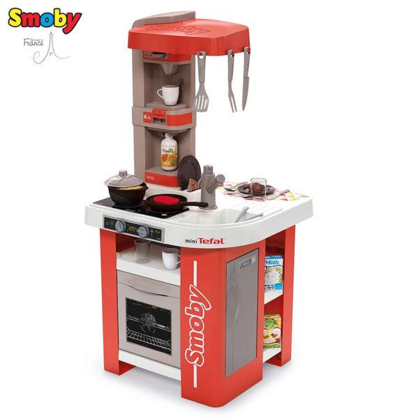 Smoby Детска кухня Mini Tefal с 27 аксесоара 311042