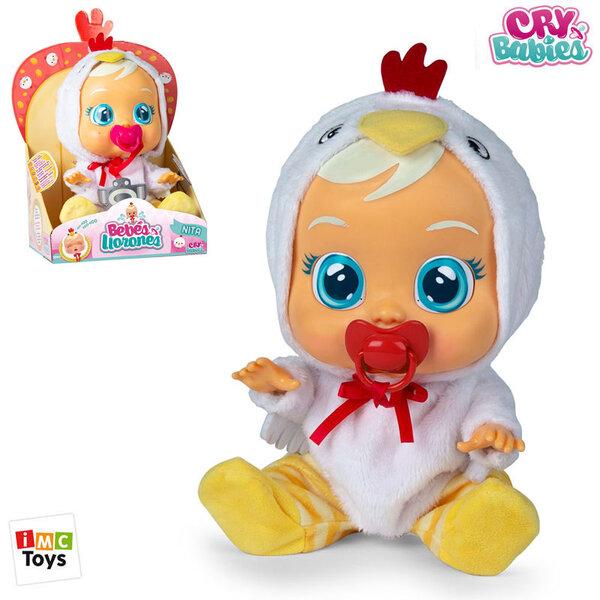 IMC Toys Плачеща кукла Crybabies Nita 90231
