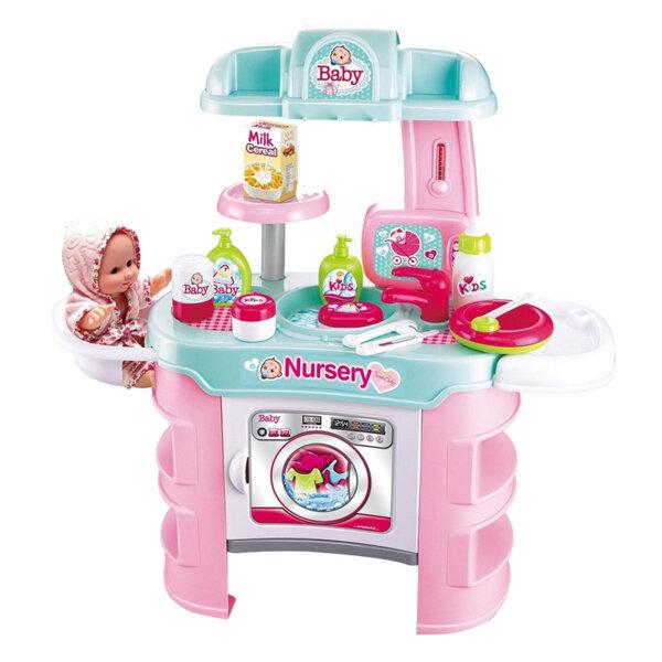 Nursery Детски комплект Грижа за бебето 008-910