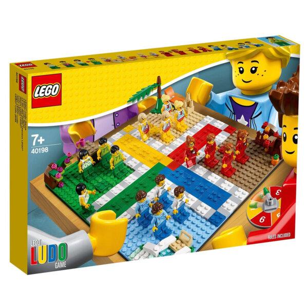 Lego 40198 Games Не се сърди човече