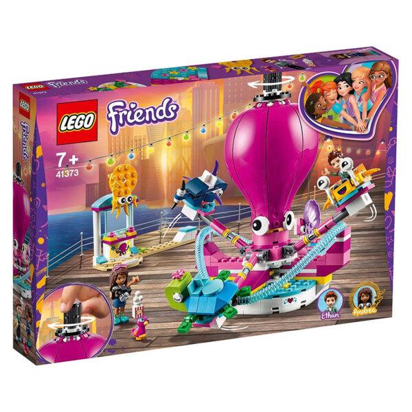 Lego 41373 Friends Забавната въртележка октопод