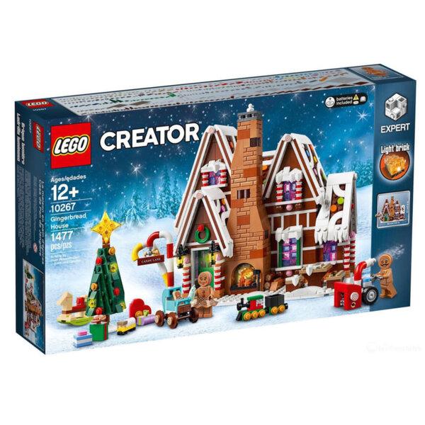 Lego 10267 Creator Expert Джинджифилова къща