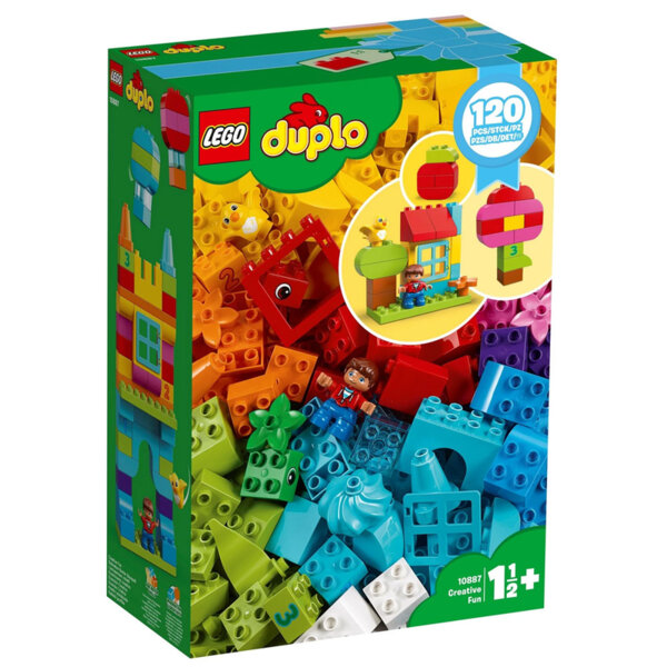 Lego 10887 Duplo Креативно забавление