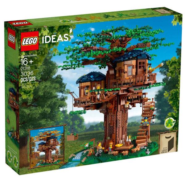 Lego 21318 Ideas Къща на дърво