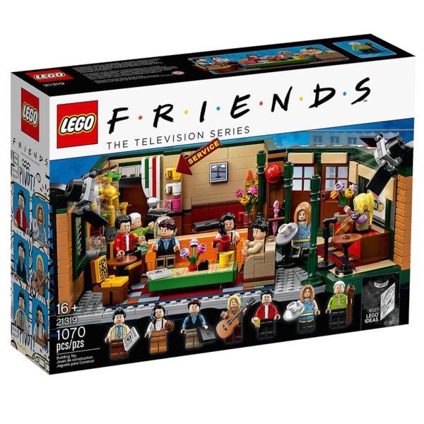 Lego 21319 Ideas Friends Central Perk