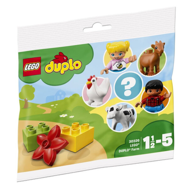 Lego 30326 Duplo Фигурка от фермата