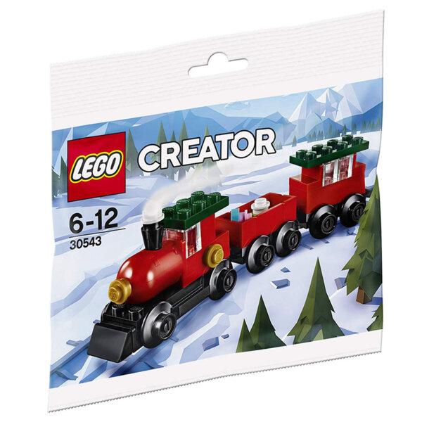 Lego 30543 Creator Коледно влакче