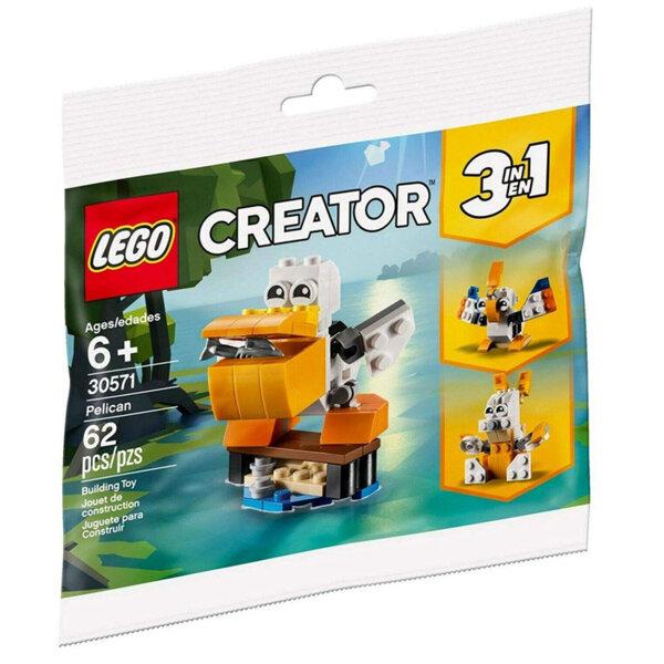 Lego 30571 Creator Пеликан