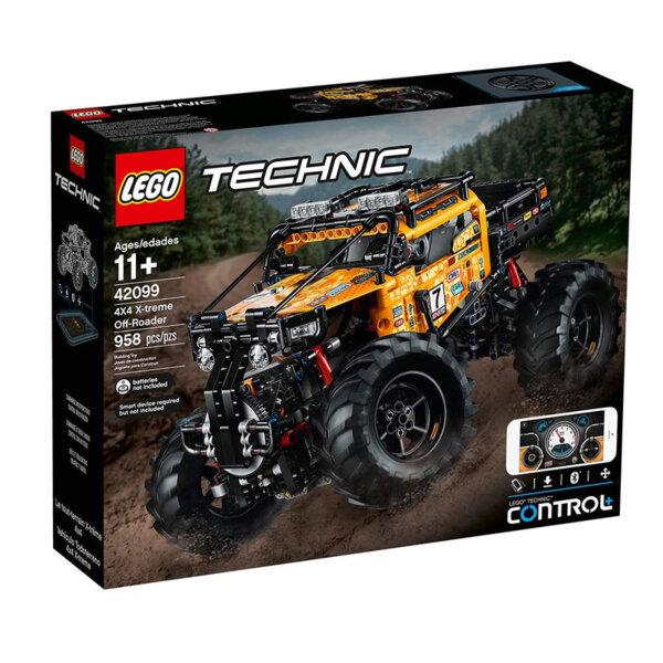 Lego 42099 Technic Control+ 4Х4 Екстремен Офроудър
