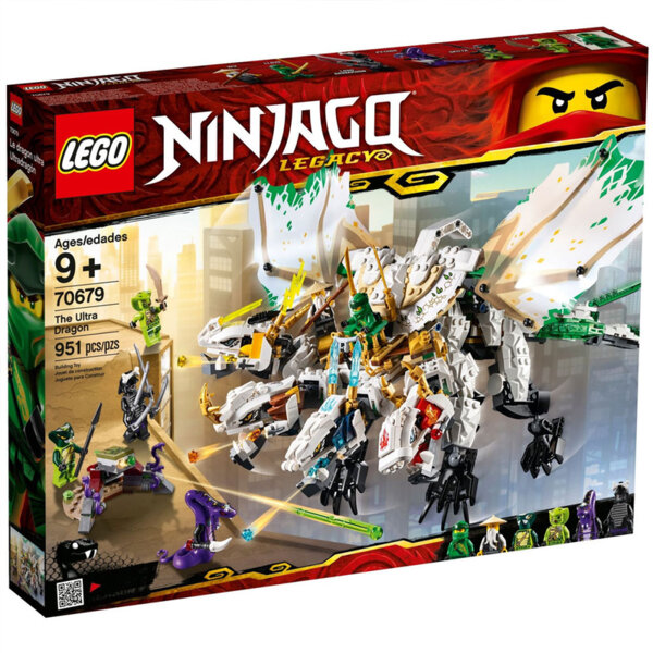 Lego 70679 Ninjago Ултра Дракон