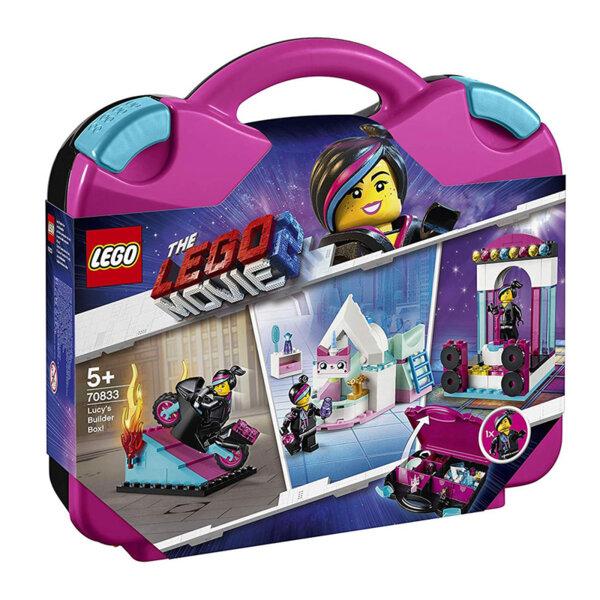 Lego 70833 Movie 2 Кутията за строене на Люси!