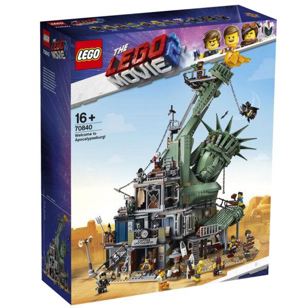 Lego 70840 Movie 2 Добре дошли в Апокалипсбърг!