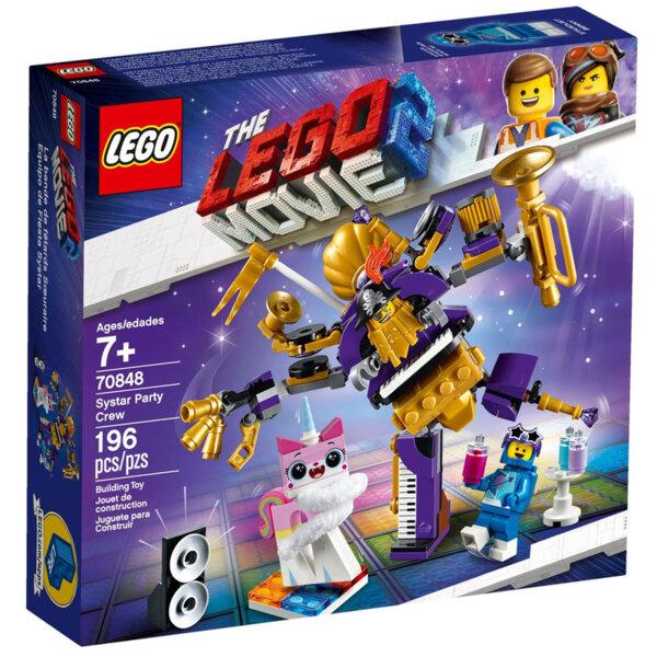 Lego 70848 Movie 2 Парти на Систар