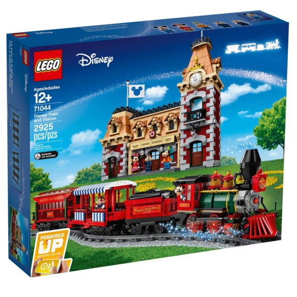 Lego 71044 Disney Влак и гара