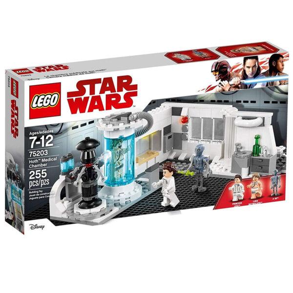 Lego 75203 Star Wars Лечебна камера на Хот