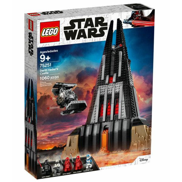 Lego 75251 Star Wars Замъкът на Дарт Вейдър