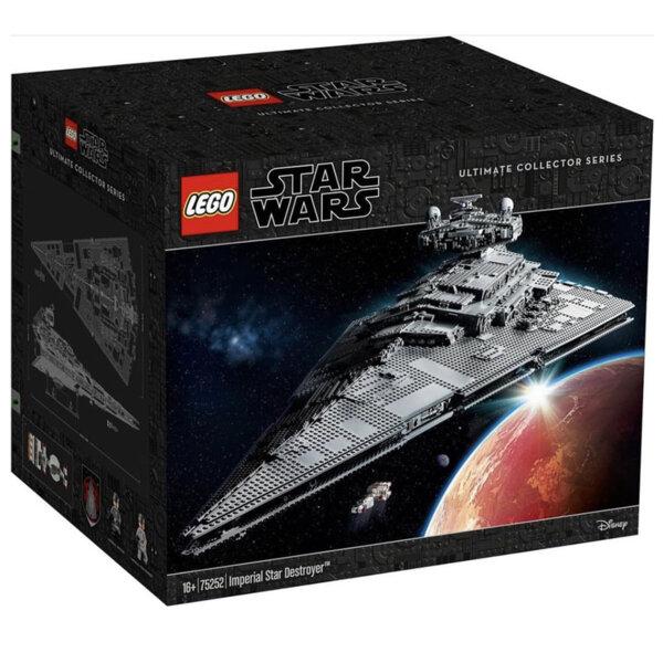 Lego 75252 Star Wars Имперски звезден разрушител