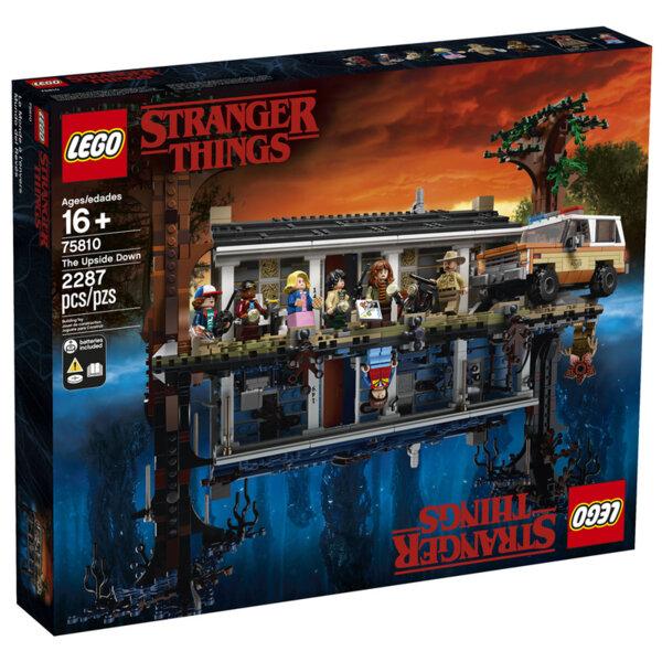 Lego 75810 Stranger Things Огледалният свят