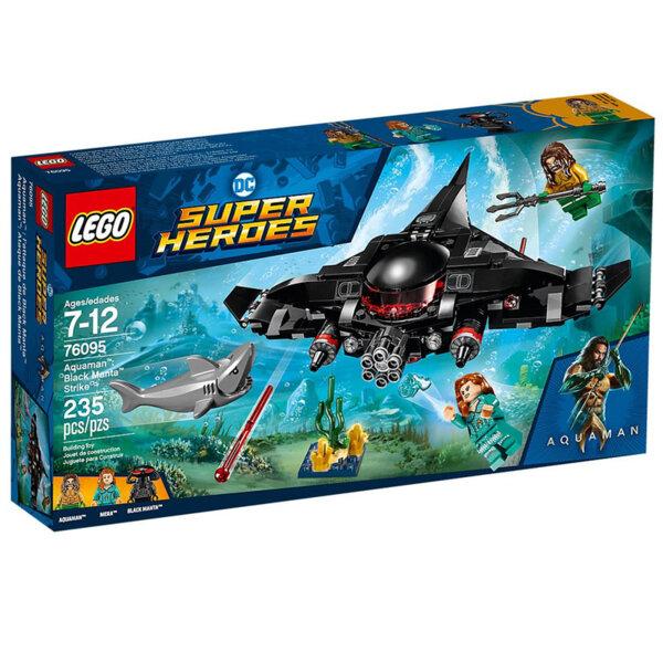Lego 76095 Super Heroes Нападение на черната манта