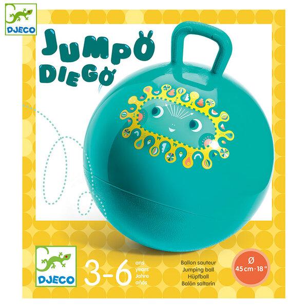 Djeco Топка за подскачане Jumpo Diego DJ00181