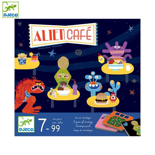 Djeco Детска игра Alien cafe DJ08410
