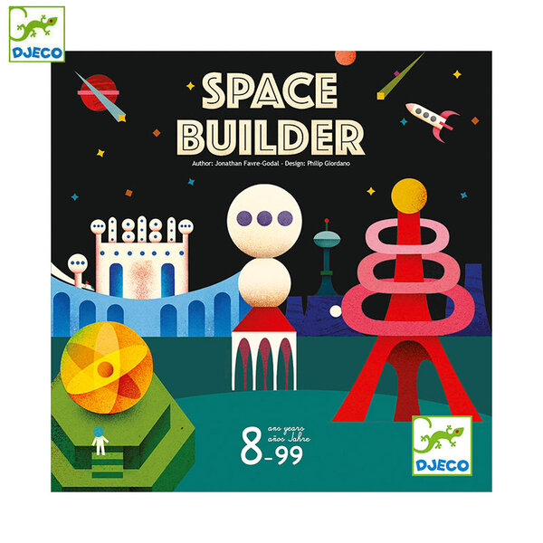 Djeco Детска игра Space builder DJ08546