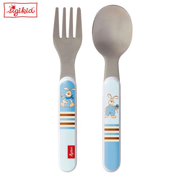 Sigikid Детски прибори за хранене Semmel Bunny 24874