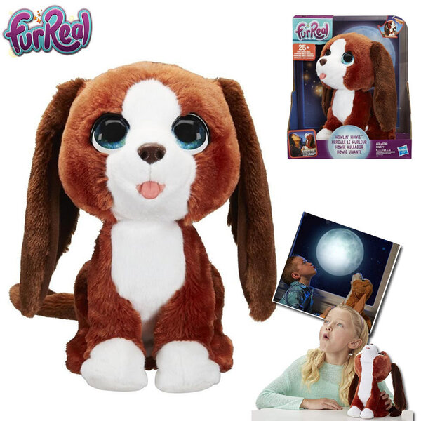 FurReal Friends Интерактивно куче Howlin' Howie E4649