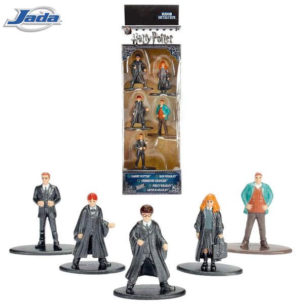 Jada Комплект фигурки Harry Potter 253180001
