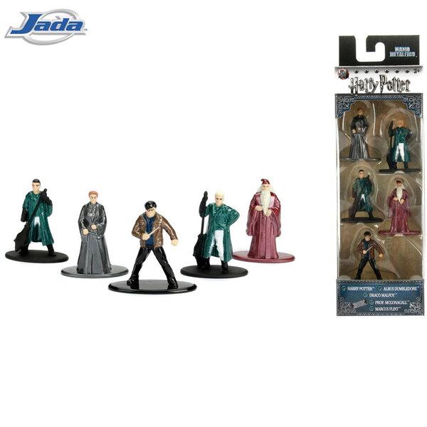 Jada Комплект фигурки Harry Potter 253180002