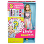 Barbie Кукла Барби с тоалет изненада GFX84