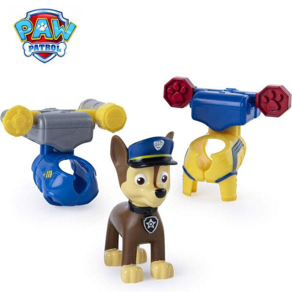Paw Patrol Кученцето Chase с два броя екипировка 6022626