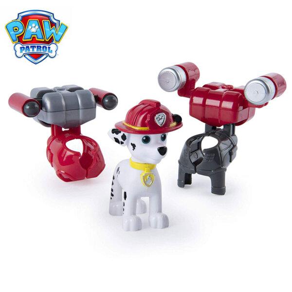 Paw Patrol Кученцето Marshall с два броя екипировка 6022626