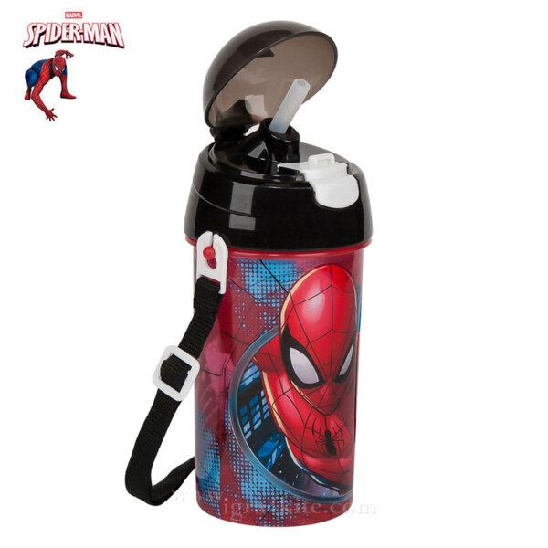 Spiderman Детско шише Спайдермен 500 мл 13572