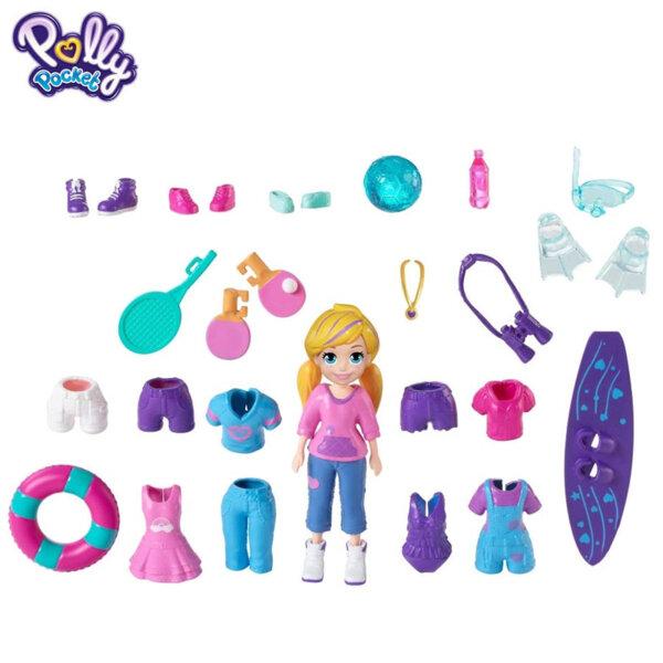 Polly Pocket Комплект за игра Лятно приключение GBF85