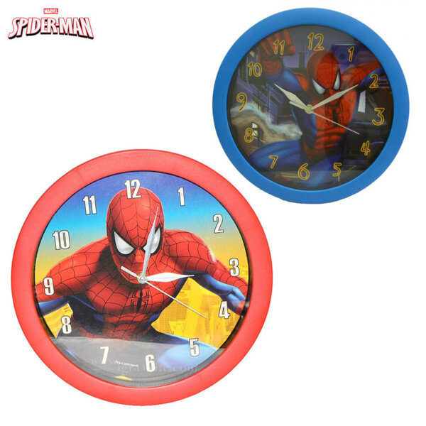 Spiderman Стенен часовник 29 см 161720