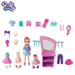 Polly Pocket Комплект за игра Мода с Лила GBF85
