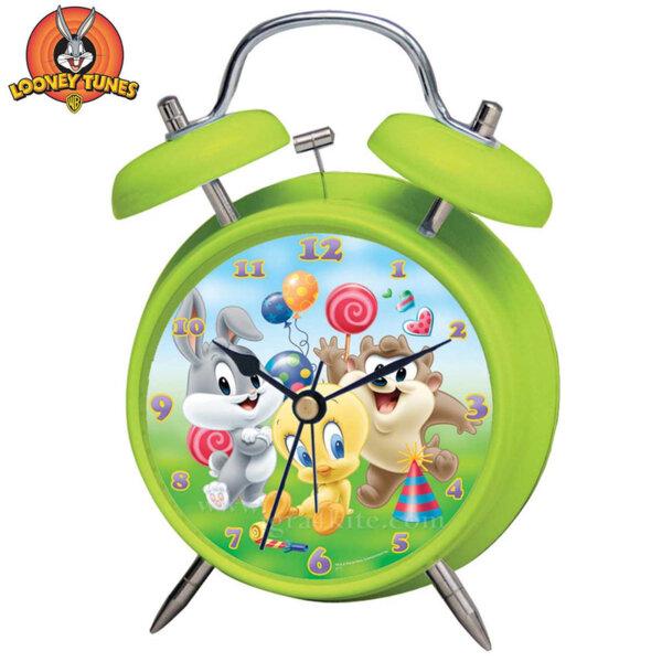 Looney Tunes Детски будилник 10 см 172018