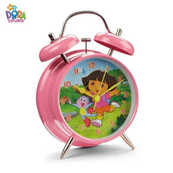 Dora Детски будилник 10 см 172430