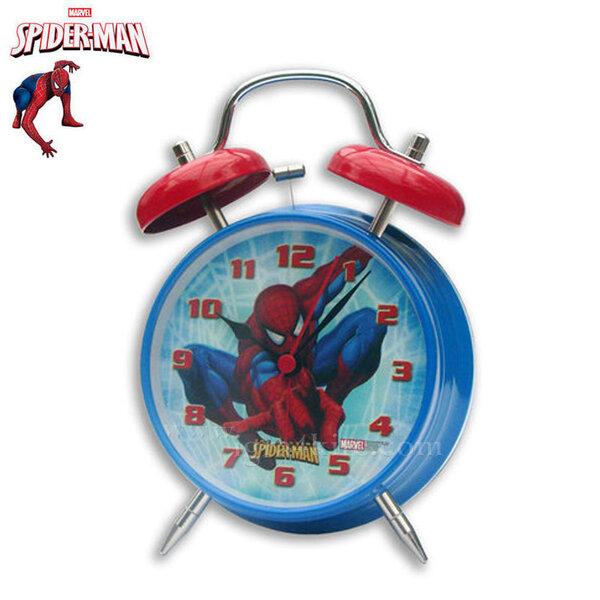 Spiderman Детски будилник 10 см 171259