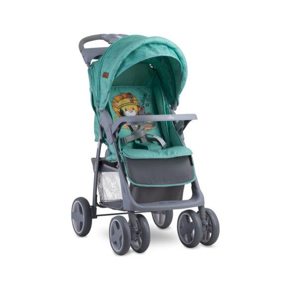 Lorelli Детска количка FOXY GREEN INDIANS 10020041920
