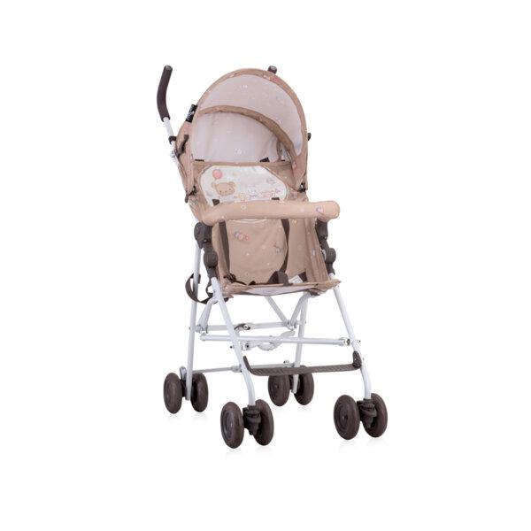 Lorelli Детска количка LIGHT BEIGE BEAR PARTY 10020471954