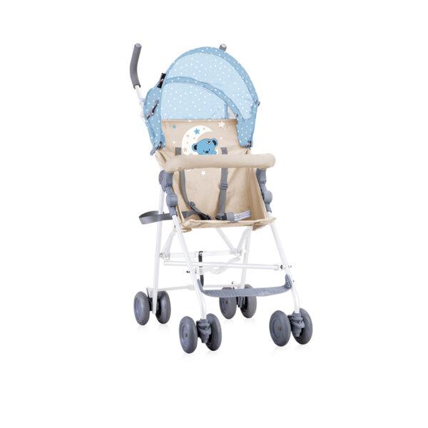 Lorelli Детска количка LIGHT BLUE&BEIGE MOON BEAR 10020471955